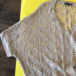 Matty M Boho Knitted Pullover sweater/tunic!